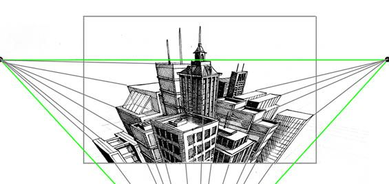 buildings-two-points-perspective