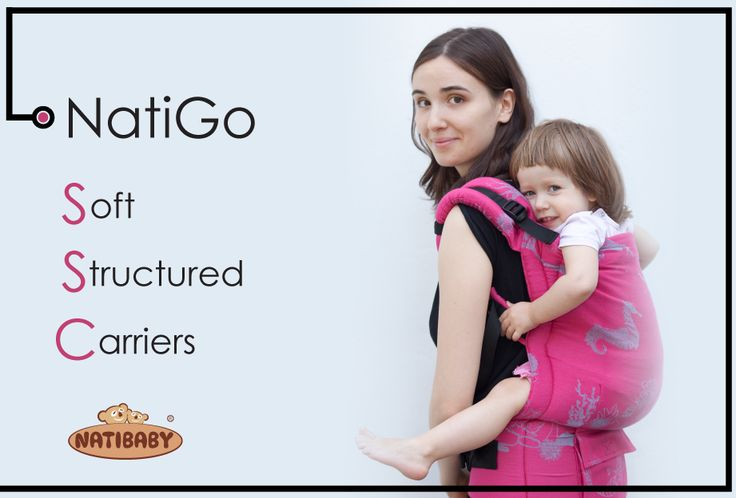 From today in our shop new type of baby carriers – Soft Structured Carriers – NatiGo! In our carriers you can carry your baby both at the front and back. NatiGo Carriers are made of Natibaby fabrics. You will be able to find them here: https://www.natibaby.com/category/mei-tai-carriers?horizontal