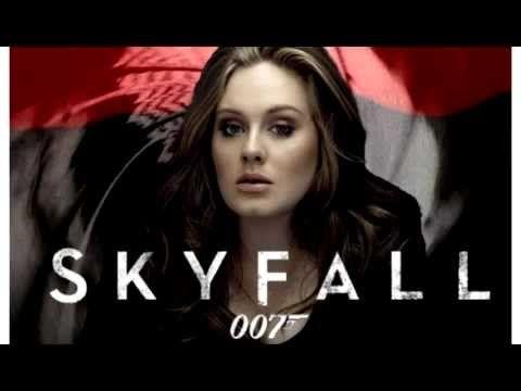 Skyfall - Adele  subtitulado en español
