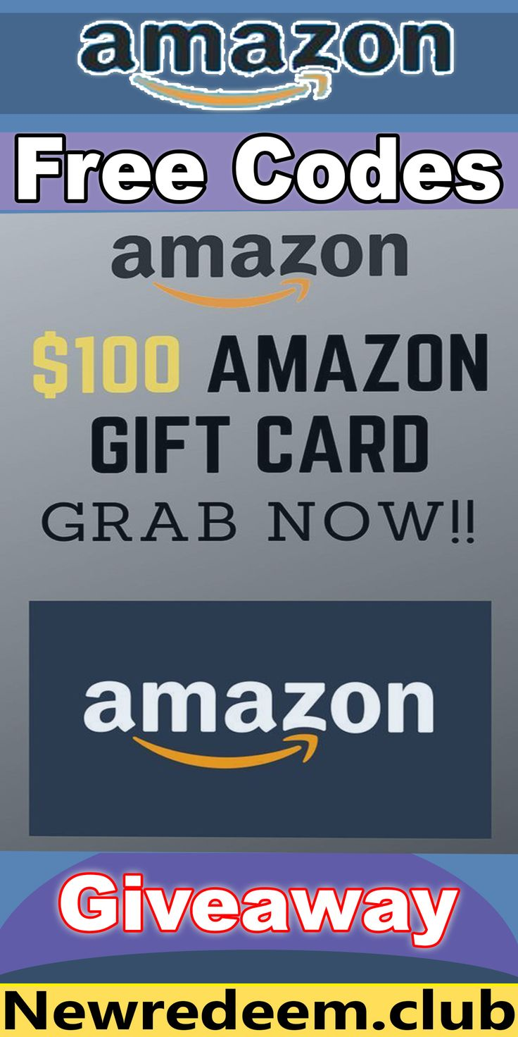 100 free amazon gift cards in 2020 amazon gift cards