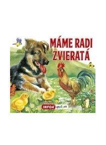 Máme radi zvieratá (Leporelo-SK) (autor neuvedený)
