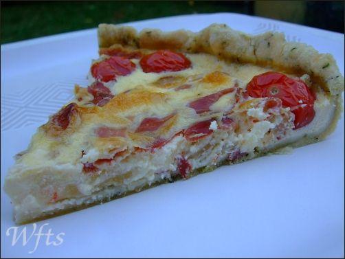 quiche tomates jambon2
