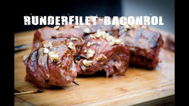 Runderfilet-baconrolletjes | Fire&Food TV