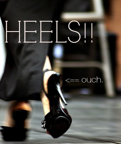 Heels! They've been in the news... here's why I may not be buying them anymore.