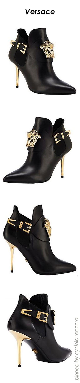 Versace | FW 2014 | cynthia reccord