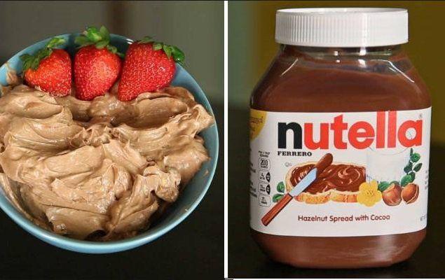 Δεν υπάρχει άνθρωπος που να μην τρώει Nutella έστω και με το κουτάλι. Αν είσαι και συ λάτρης, δες εύκολα hacks για γλυκά που μπορείς να κάνεις σε χρόνο dt!