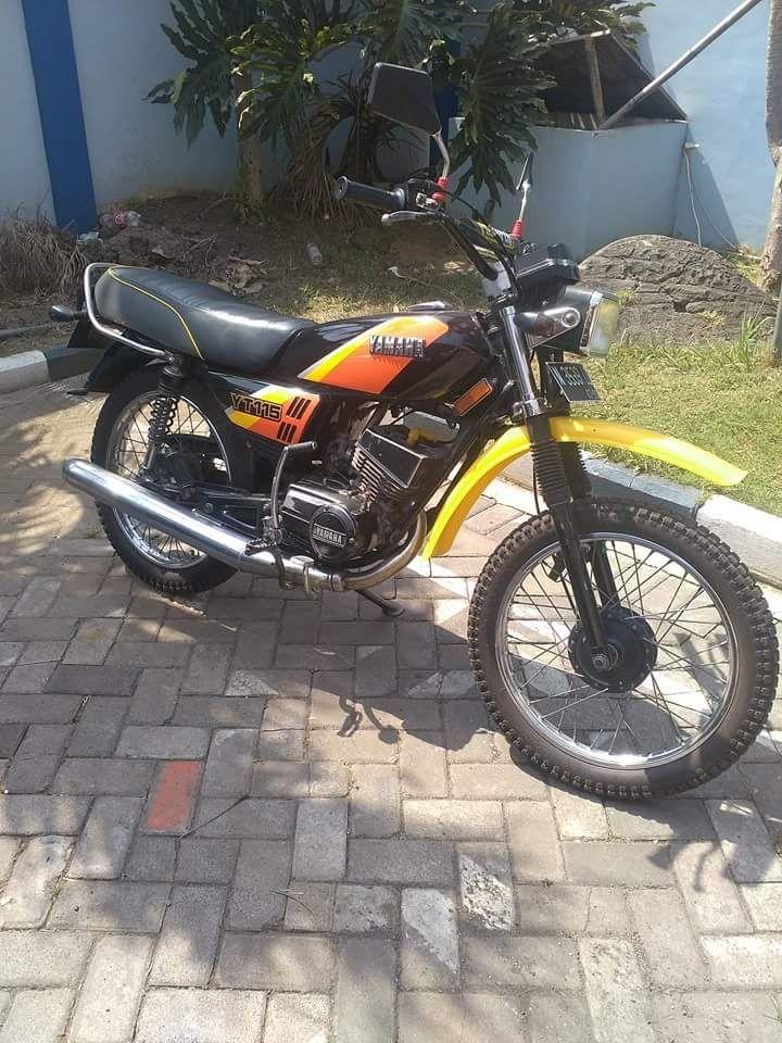 YT115 Yamaha Kondisi Sangat Istimewa - MALANG - LAPAK MOBIL DAN MOTOR BEKAS