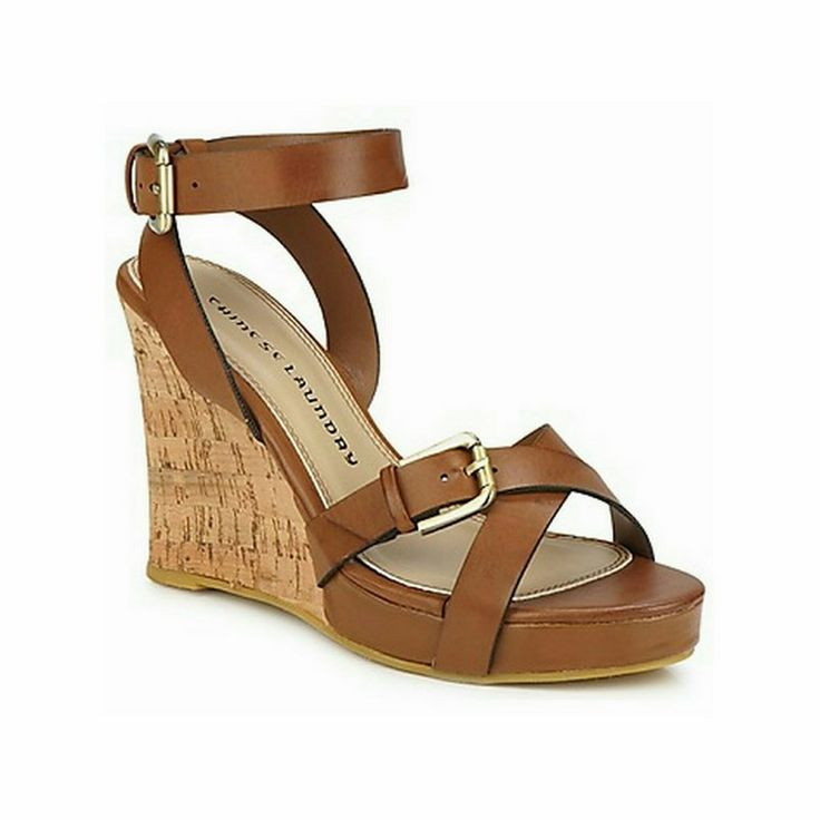 Drama Queen Wedge | 27 Boutique The Drama Queen Wedge from Chinese Laundry. Perfect with a pair a cutoff shorts, and just as cute with a summer dress or maxi.
