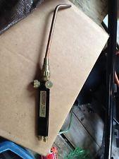 vintage craftsman oxy acetylene welding torch