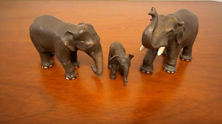 Elephant Family Schleich