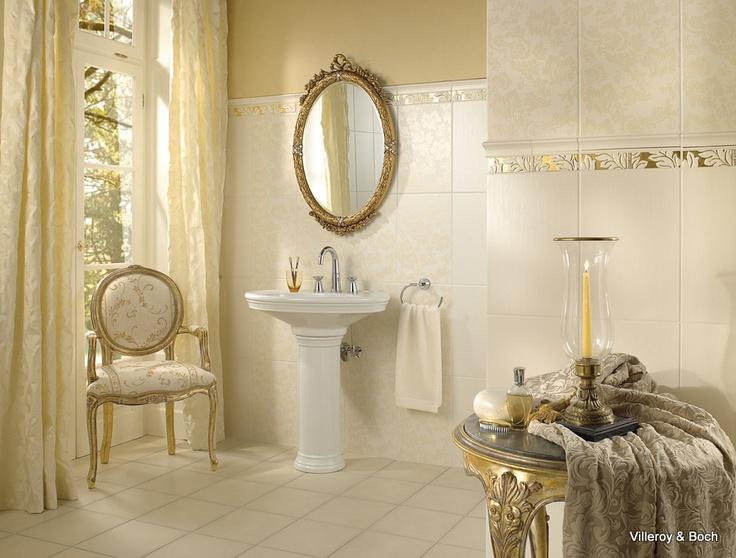 Luxe Badkamer Accessoires ~   badkamer bekijk de pagina vol met klassieke badkamers vanwanrooijtiel