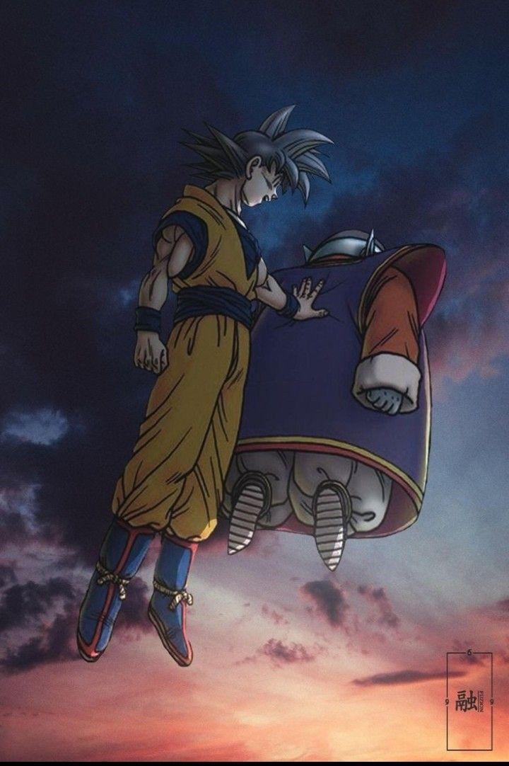 Pin By Chotto On Aesthetic Anime Wallpaper Dragon Ball Super