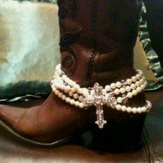 Boot pearls