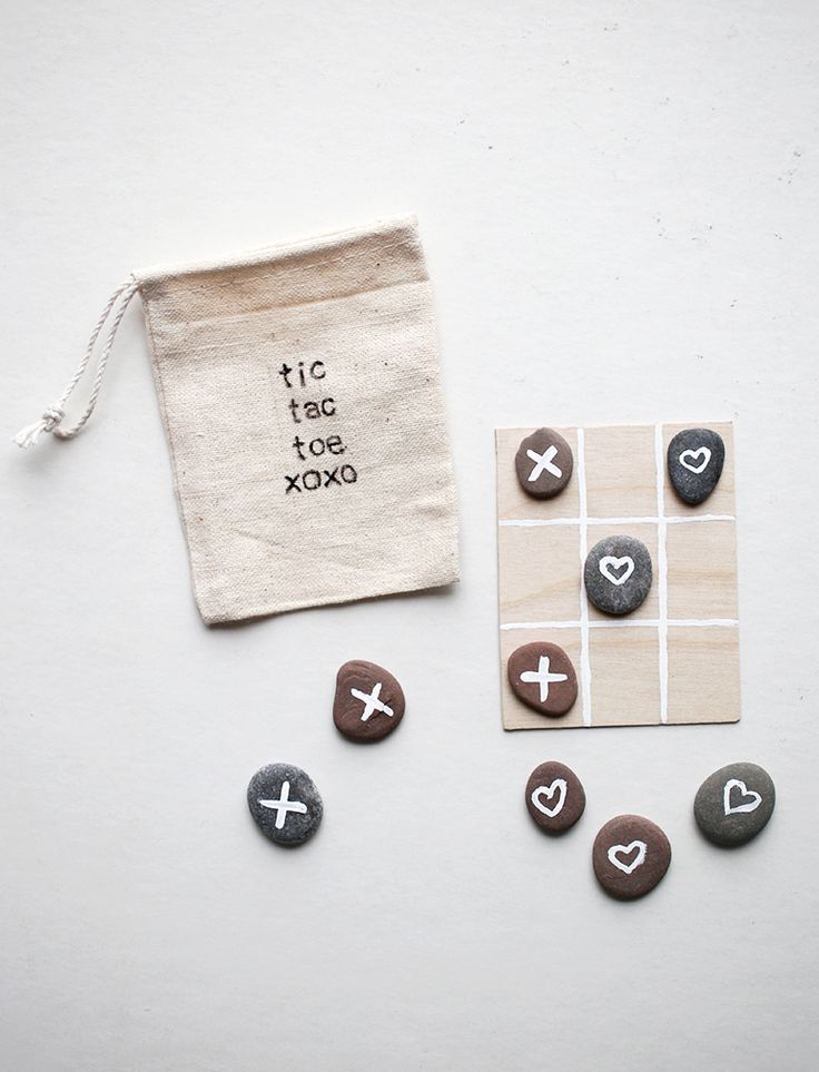 ♡ DIY: tic tac toe