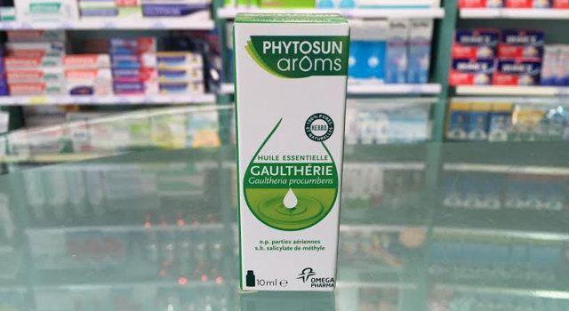 L'huile essentielle de Gaulthérie : une huile épatante pour soulager les douleurs