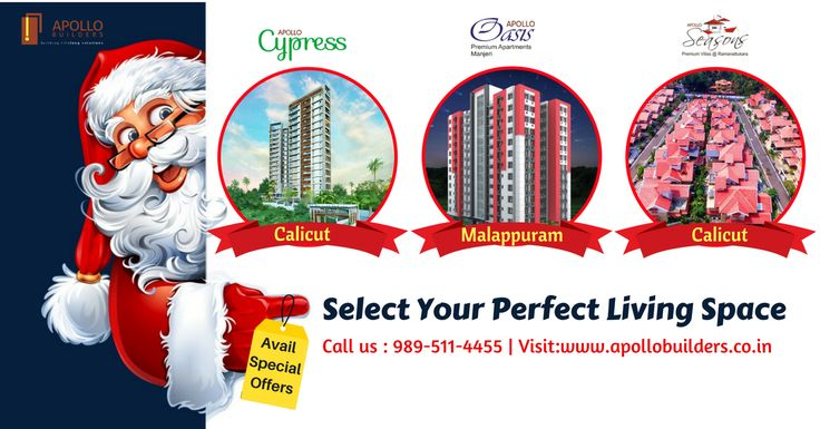 Own your luxury living space with exciting offers.... #flats_in_calicut #Apartments_in_Calicut #flats_in_Malappuram #Villas_in_Calicut #Exciting_Offers Visit : https://goo.gl/4T57v8
