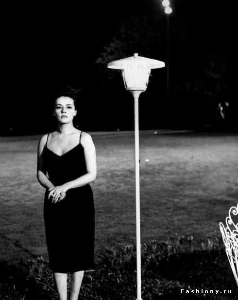 Музы «другого кино»: Жанна Моро / одежда janny packam
