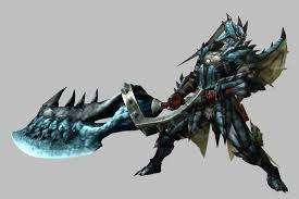 Image result for monster hunter greatsword