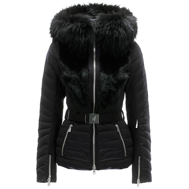 Toni Sailer Rumy Fur Insulated Ski Jacket (Women's) | Peter Glenn