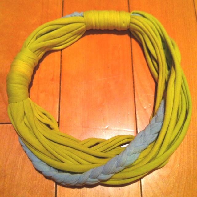 T-shirt scarf #1