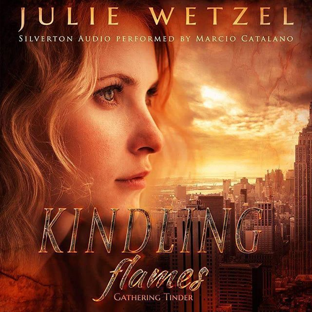 Ladies and Gentleman.. you have asked and we have been working hard on this project... I am happy to announce that Kindling Flames - Gathering Tinder is now available as an audio book. Read by the impeccable Marcio Catalano. He had an amazing voice and has done a fantastic job bring this book to the sound waves! Get it today!  http://www.amazon.com/dp/B01DL8FE8A/  @wetzeljulie #OwnYourStory #igbook #instaread #bookstagram #bibliophile #booknerd #amazon #audiobook #kindlingflames