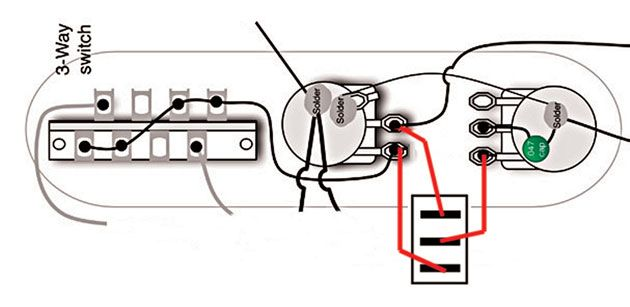 7 best Guitar Wiring Diagrams images on Pinterest