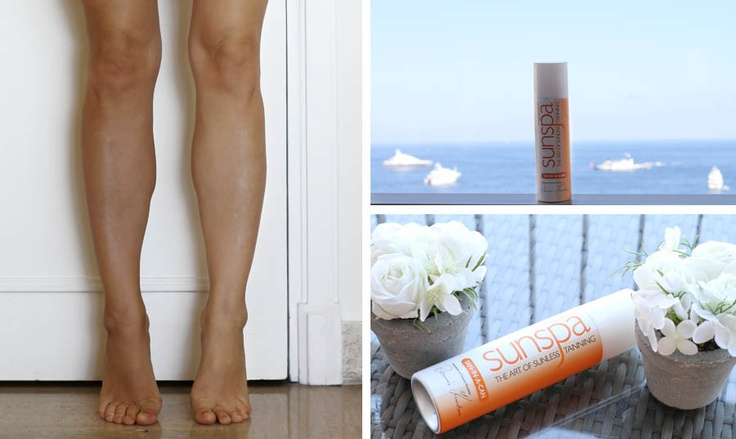 SunSpa Original, a self tan without parabens