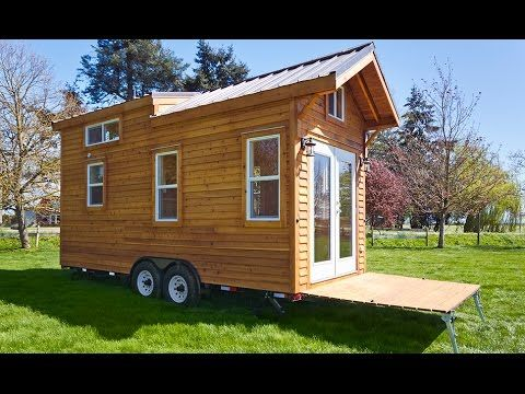 Napa Edition #2 Mint tiny Homes Design