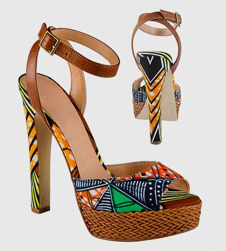 Gorgeous Use of African Fabric - Info Nollywood - Info Nollywood
