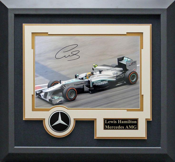Mejores 77 imágenes de Autographed Auto Racing Memorabilia en ...