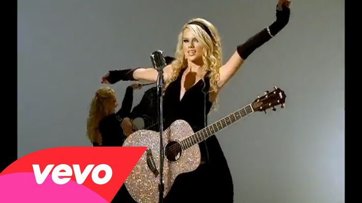 Taylor Swift - Our Song. Haven't heard this song in a while.