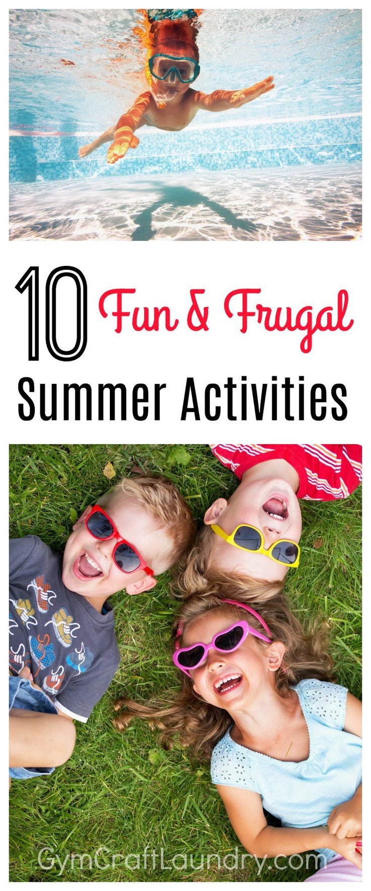 10 fun and frugal summer activities