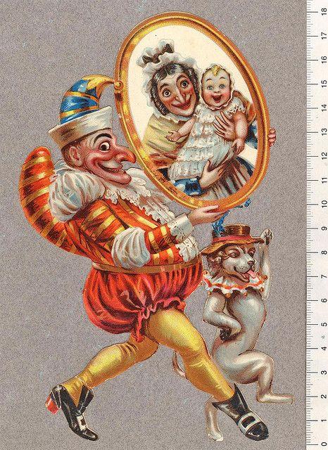 Clown-stort