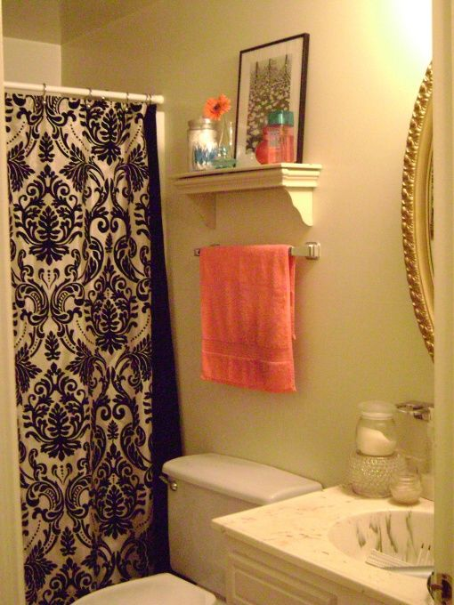 College Apartment On Pinterest Storage Ideas Bathrooms Decor And