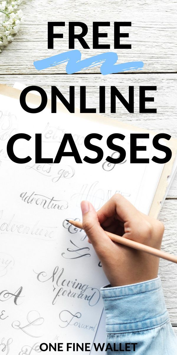 Free Online Courses Learn A New Skill To Make Money Learn A