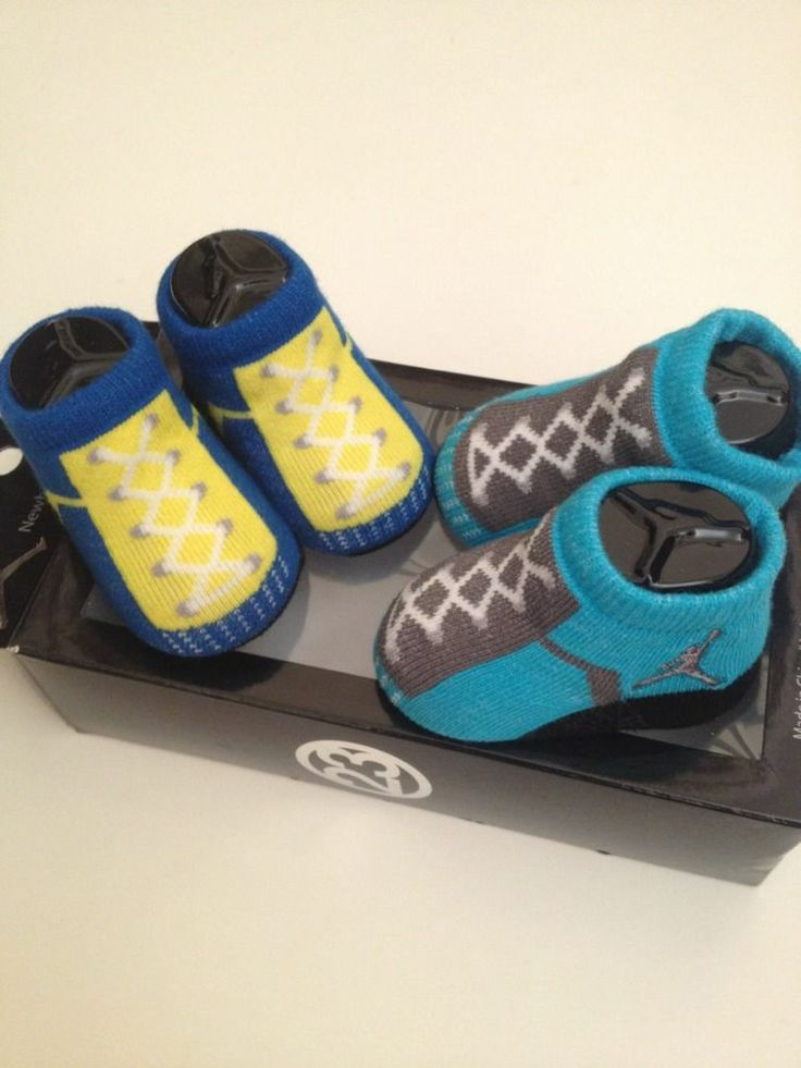 nike air jordan newborn baby socks