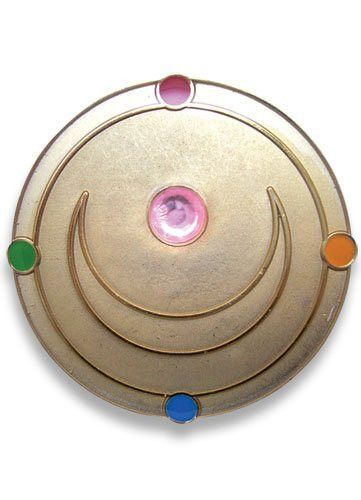 *Metal Sailor Moon Brooch*Officially Licensed Product*Ages 13 and up*Great gift for the Sailor Moon fan*Complete your costume