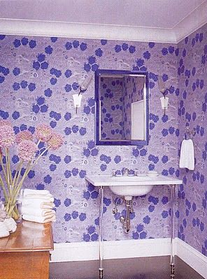 117 best Purple and Lavender Chinoiserie images on Pinterest