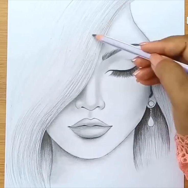 kunst zeichnen drawings zeichnung beauti sketch malen selber sketches
