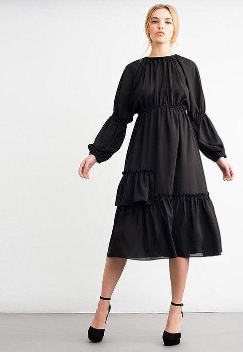 Маленькая черная классика: 15 черных платьев, которые сразят всех наповал | Журнал Cosmopolitan