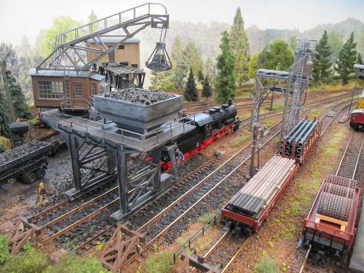 1848 best model railroad images on pinterest