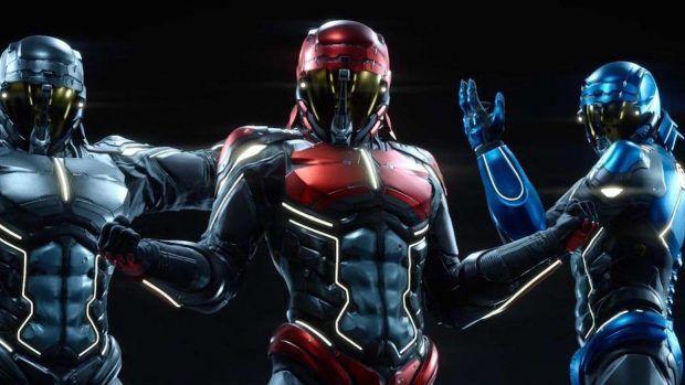 Square Enix garante que os trajes Magitek Exosuit de Final Fantasy XV não são baseados nos Power Rangers