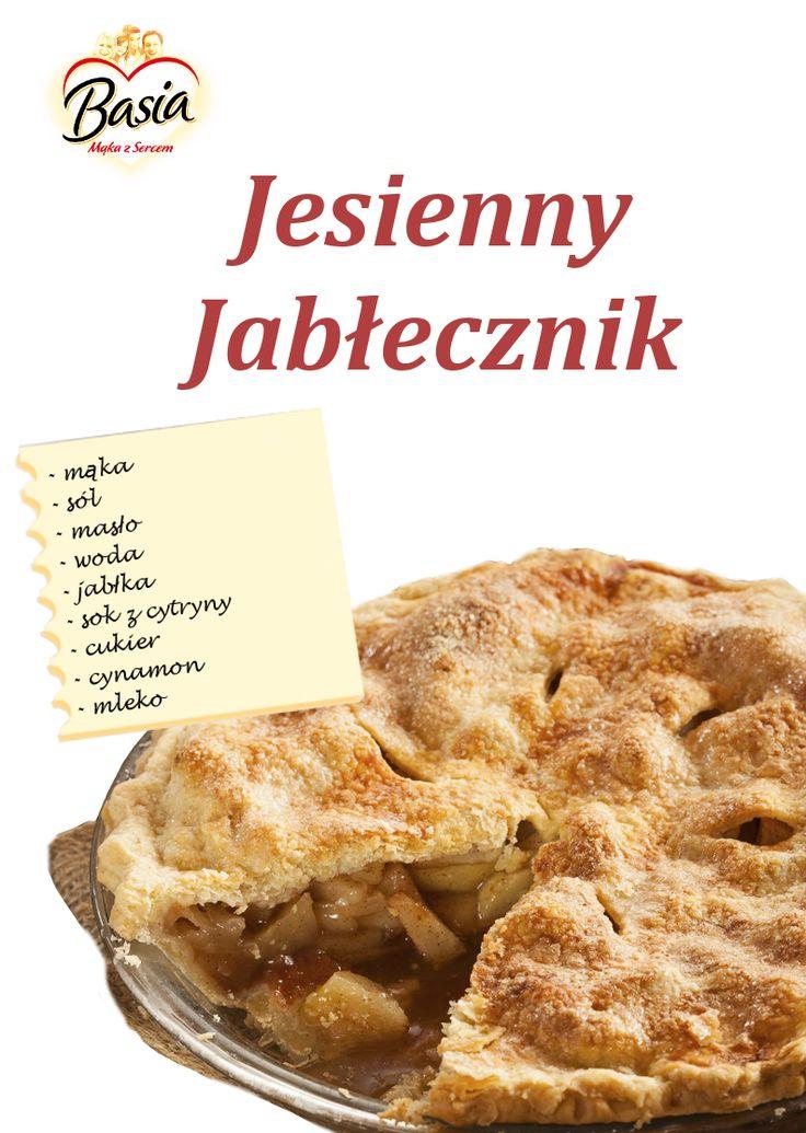 Jesienny jabłecznik: http://on.fb.me/1wuMs00