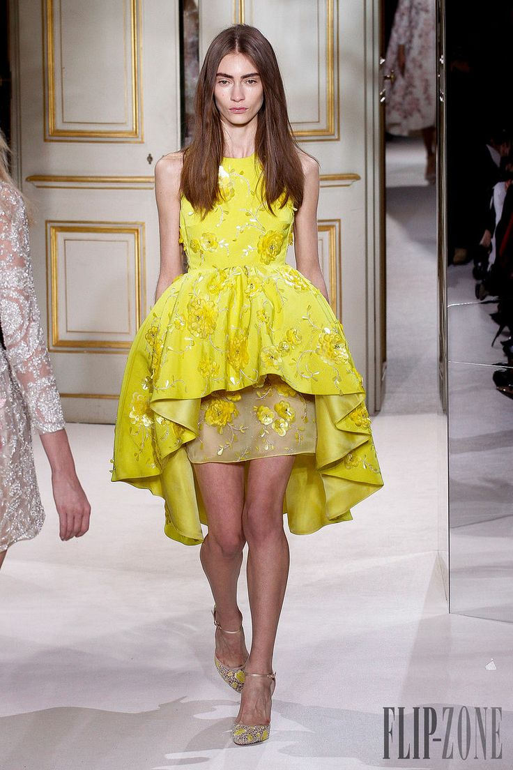 Giambattista Valli Spring-summer 2013 - Couture