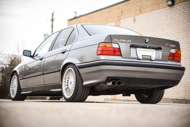 1994 Alpina B3 3 0 1 In 2020 Bmw E36 Alpina Bmw Alpina