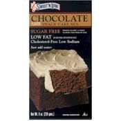 Sweet N Low Chocolate Cake Mix *** Click image to review more details.(This is an Amazon affiliate link and I receive a commission for the sales)
