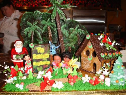 1000 images about all things gingerbread on pinterest for Tropical themed house