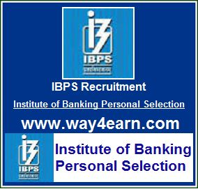 IBPS Recruitment 2016 for Divisional Head of Technology Support Services. Institute of Banking Personal Selection (IBPS) announced recruitment of Divisional Head of Technology Support Services Posts for total 1 vacancies.