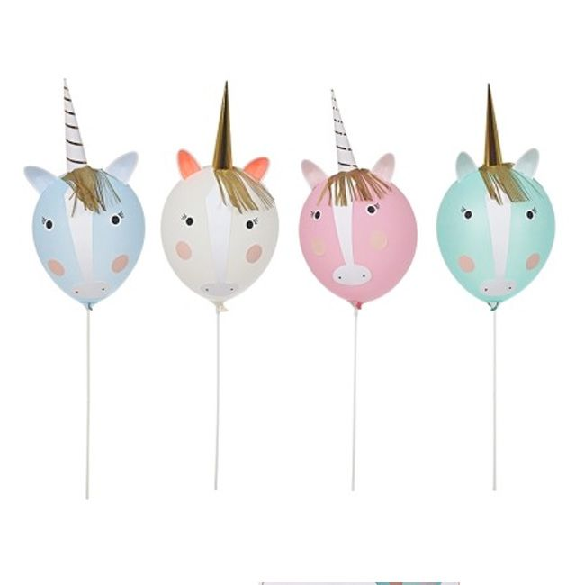 1000 ideen zu einhorn basteln auf pinterest einhorn kost m geburtstag einhorn und faschingsparty - Einhorn dekoration ...