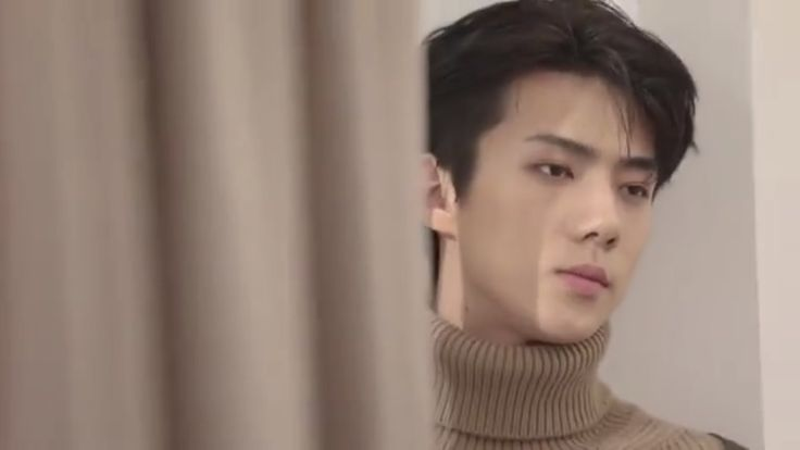 Cr. Twitter | LEON KOREA magazine : January 2018 #sehun
